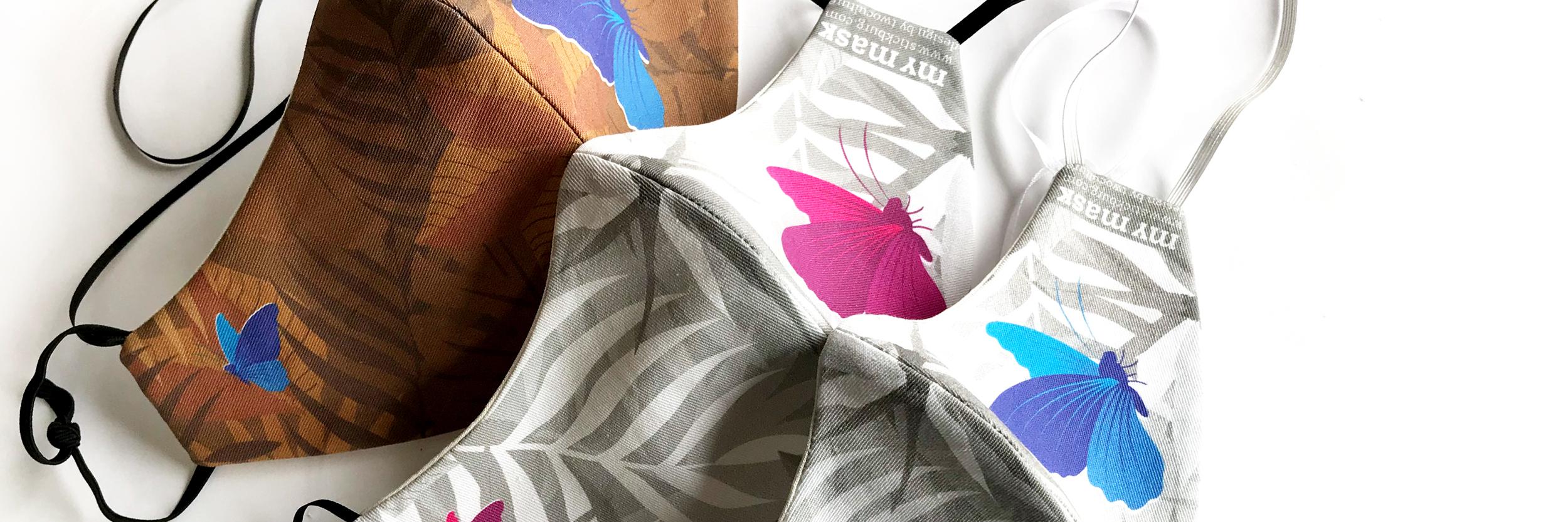 Butterfly-Mask